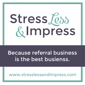 Referral business is the best business