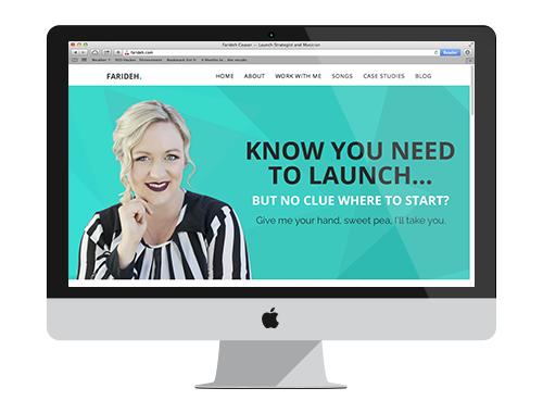 La parte más importante de la página de inicio de tu sitio web.
